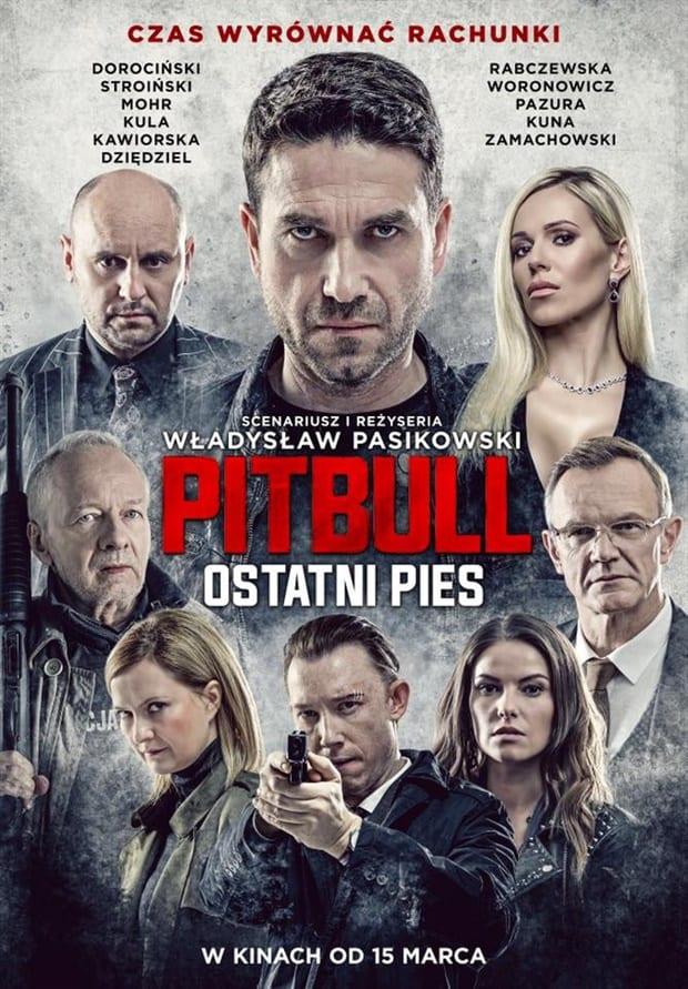 Pitbull Ostatni Pies