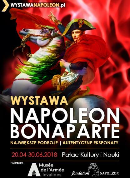 Największa w Polsce wystawa związana z Napoleonem